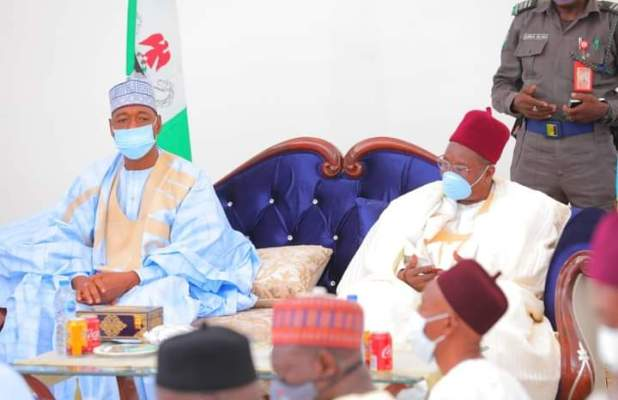 Nobody is Safe in Our State – Shehu of Borno Cries Out – Switch ...